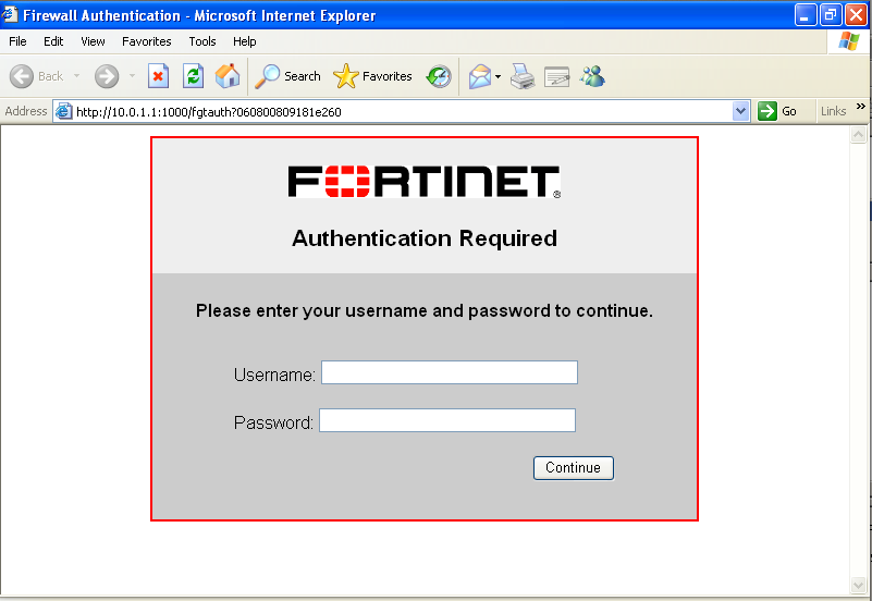 fortinet | Dead Packets
